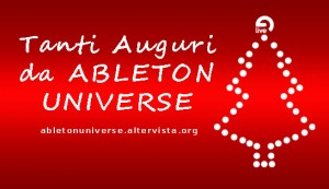 Auguri - Ableton Universe