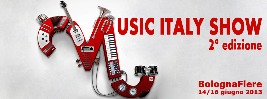 Music Italy Show Banner