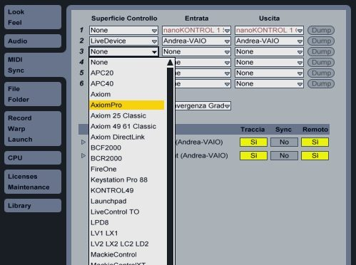 Controller esterni in Ableton Live – Parte 2  [+ Video Tutorial]