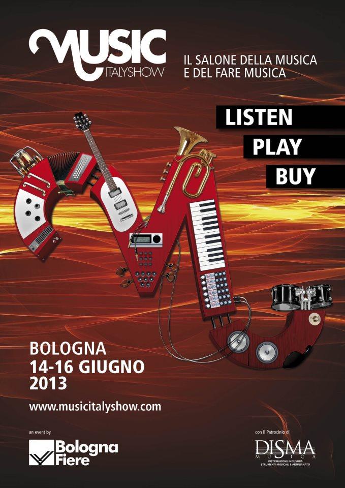 Music Italy Show Locandina