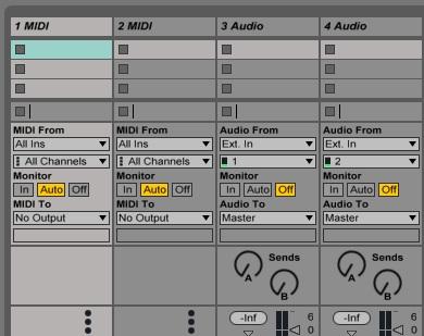 Ableton Live 9 I-O Menu - Ableton Universe