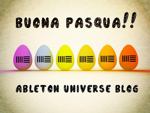 Pasqua - Ableton Universe