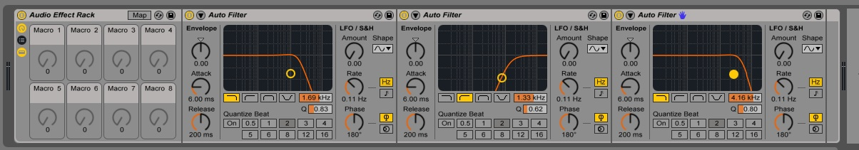Multi Filter - AER 1step