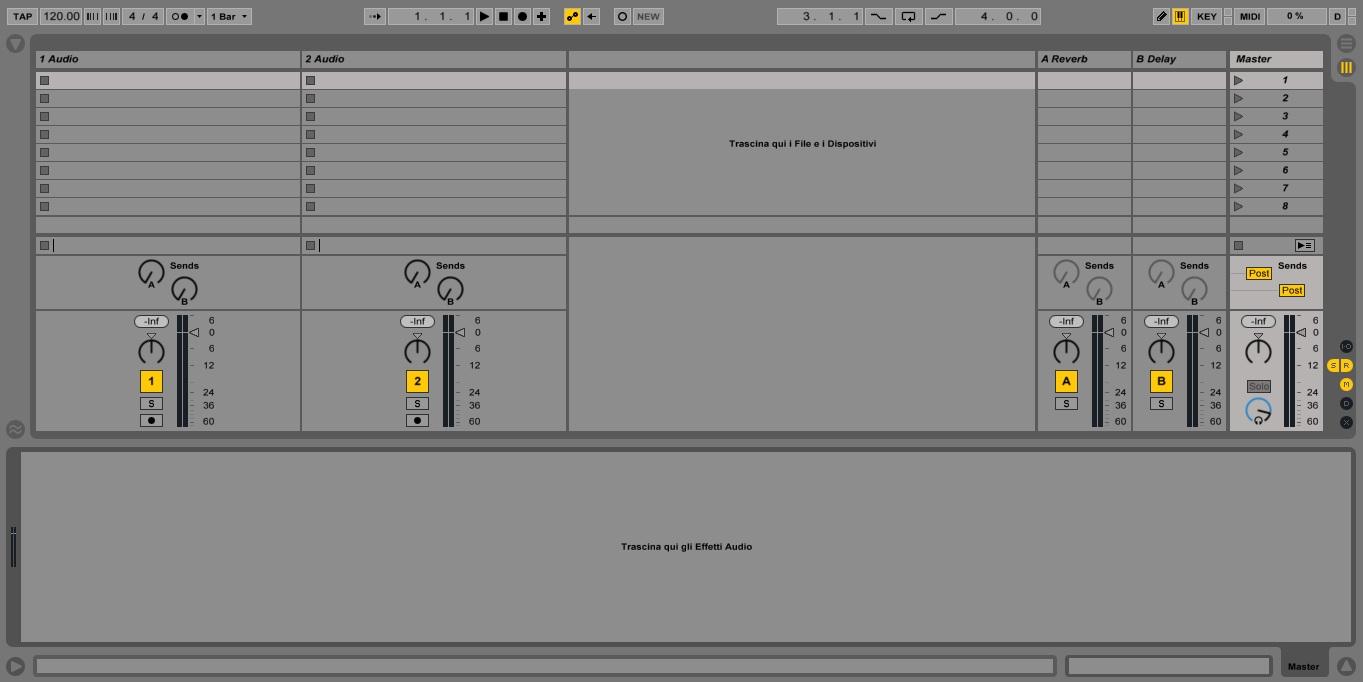 DJ Setup - Step 1
