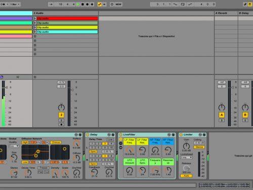 DJ Setup in Ableton Live
