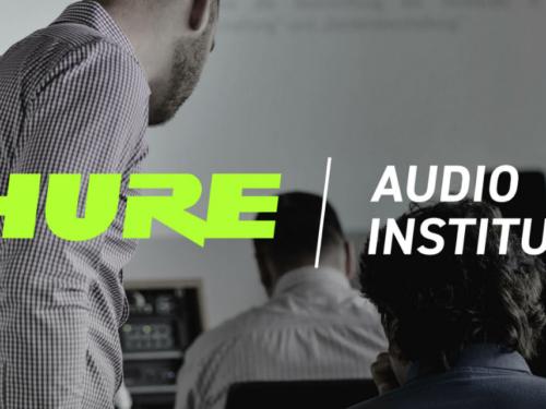 Shure Audio Instutute: gli esperti dei microfoni in cattedra!