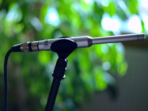 Microfoni di misura: cosa sono e come utilizzarli